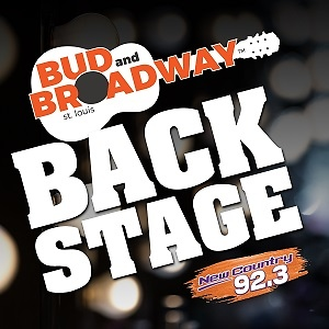 Bud and Broadway Backstage
