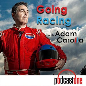 Going Racing with Adam Carolla